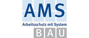 AMS BAU Bau BG BG Bau Arbeiten Sicherheit Arbeitssicherheit TRBS Schutz Helm Handschuhe Sicherheitsschuhe Arbeitssicherheitsschuhe