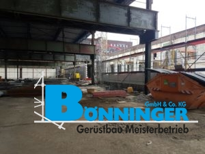 Neubau Großbaustelle Gasometer