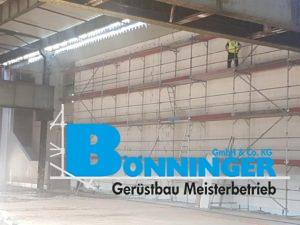 Fassade Sanierung Neubau Industrie Bönninger