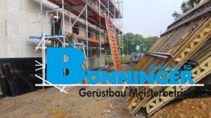 Großbaustelle Baustelle Bönninger
