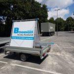 Parkplatz Anhänger Humbauer Parken