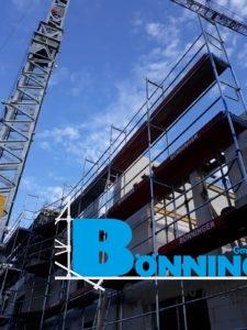 Neubau einer Volksbank Kamen-Werne
