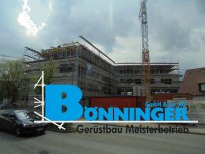 Gerüstbau Dortmund Dortmunder Gerüstbau Neubau