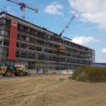 Gerüstbau Bönninger Referenzprojekt Kamen-Karree