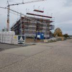 Gerüstbau Bönninger Referenz Neubau Projekt