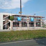 Gerüstbau Bönninger Referenzprojekt Phönix-West Dortmund