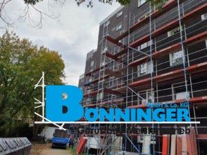 Gerüstbau Bönninger Referenzprojekt Sodingerstraße Herne