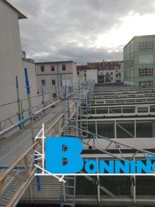 Gerüstbau Bönninger Referenzprojekt Vogelsangerstraße Köln