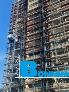 Gerüstbau Bönninger Referenzprojekt Kielstraße Dortmund