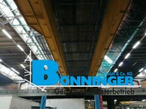 Gerüstbau Bönninger Referenzprojekt Witten Werk